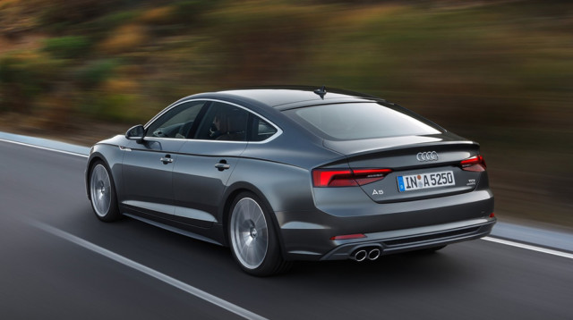 Audi A5 2019 2