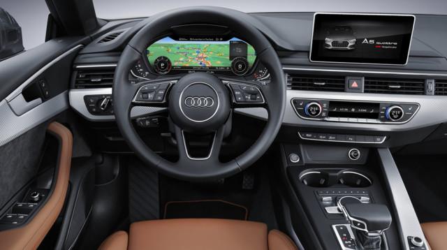 Audi A5 2019 3