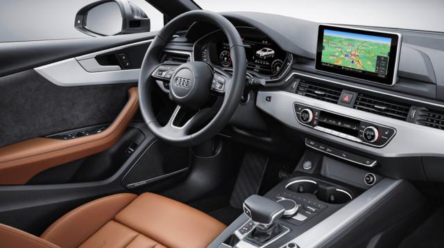 Audi A5 2019 4