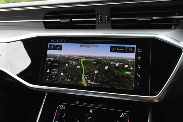 Audi A6 2019 5