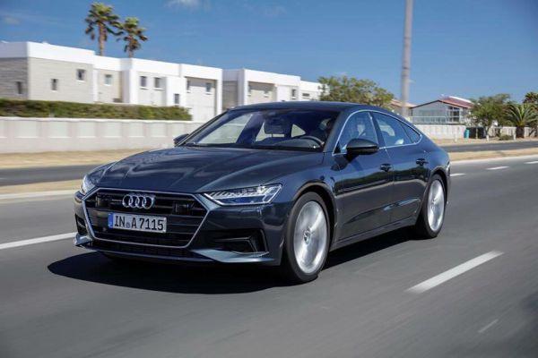 Audi A7 2019 1