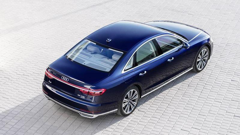 Audi A8 2019 12