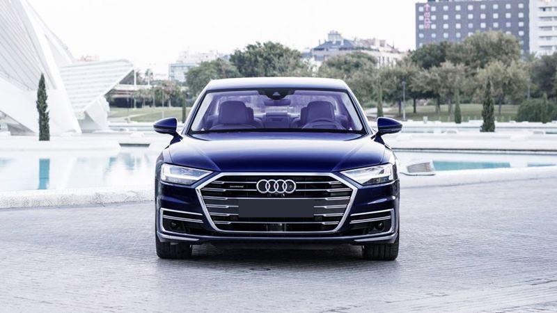 Audi A8 2019 2