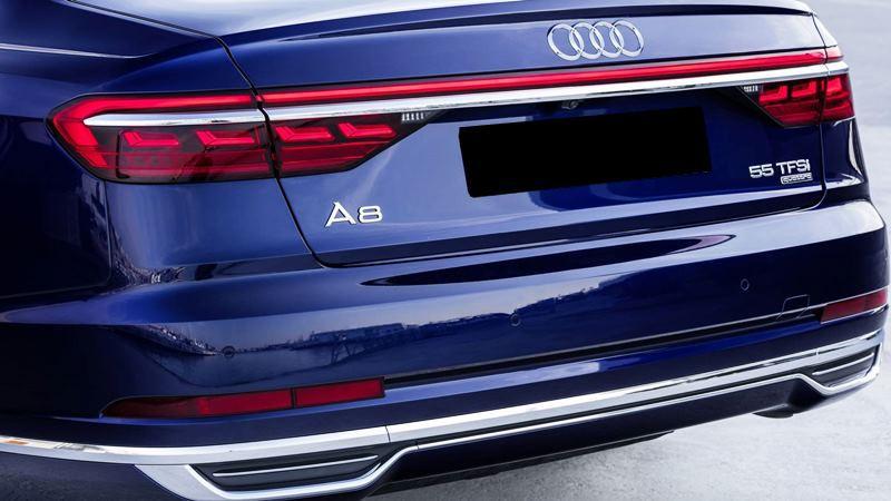 Audi A8 2019 4