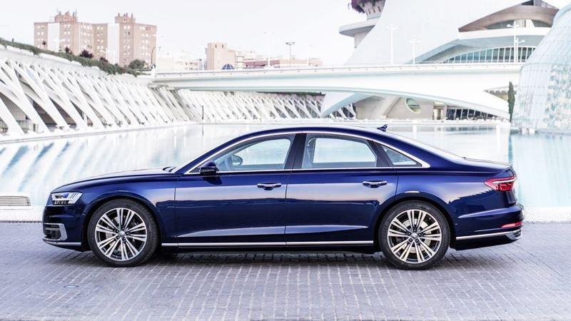 Audi A8 2019 5
