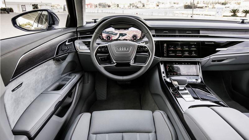 Audi A8 2019 6