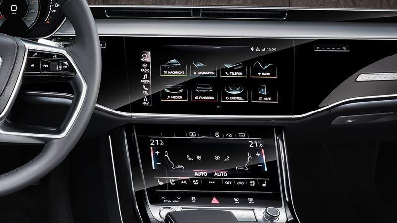 Audi A8 2019 7