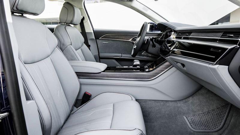 Audi A8 2019 9