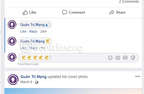 cách gõ nhanh biểu tượng cảm xúc facebook