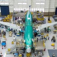 Quy trình lắp ráp một chiếc Boeing 737 trong 9 ngày diễn ra như thế nào?