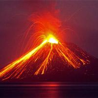Tại sao chúng ta ném rác thải vào núi lửa để xử lý?