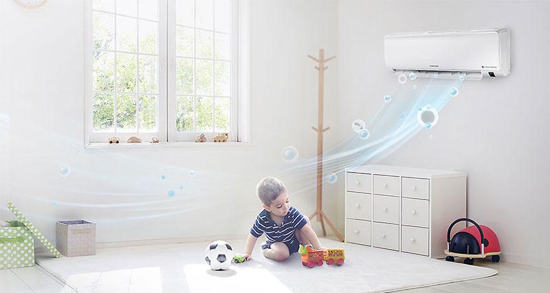 Giá bán máy lạnh Casper tương đối rẻ
