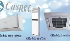 Đánh giá chất lượng và giá bán điều hòa Casper