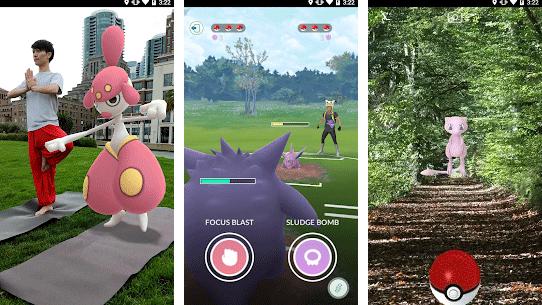 Trò chơi Pokemon Go