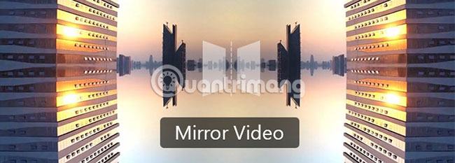 Mirror the video