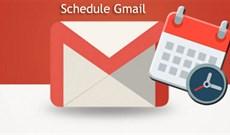 Cách hẹn giờ gửi mail trong Gmail