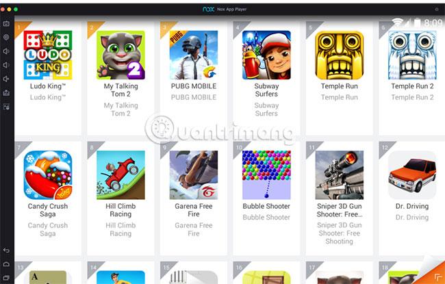 Cách sử dụng Nox Player trên Mac