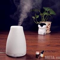 Có nên dùng máy phun sương trong phòng điều hòa không?