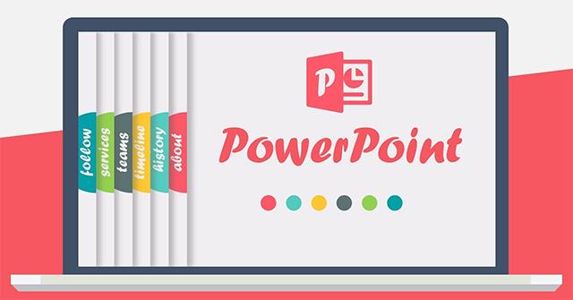Cách kết hợp hiệu ứng động Motion Paths trong PowerPoint
