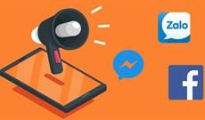 Mẹo giúp bạn kiểm soát thông báo từ Zalo, Facebook, Messenger...