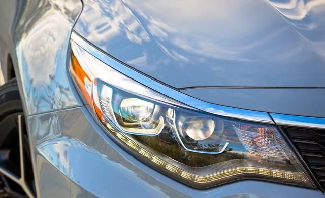Đèn trước xe Kia Optima 2019
