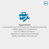 Cách cập nhật SupportAssist trên máy Dell