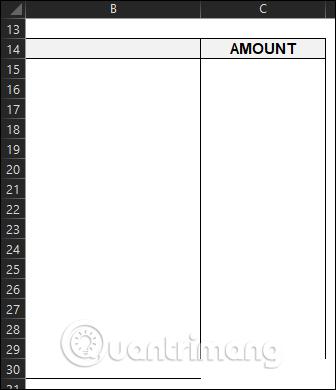 Cách tạo hóa đơn đơn giản trong Excel - Ảnh minh hoạ 15
