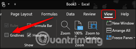 Cách tạo hóa đơn đơn giản trong Excel - Ảnh minh hoạ 4