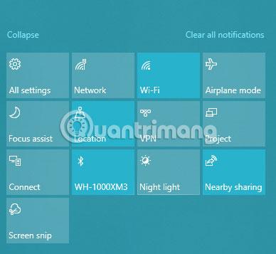 Cách chuyển đổi chế độ máy bay trên Windows và Mac