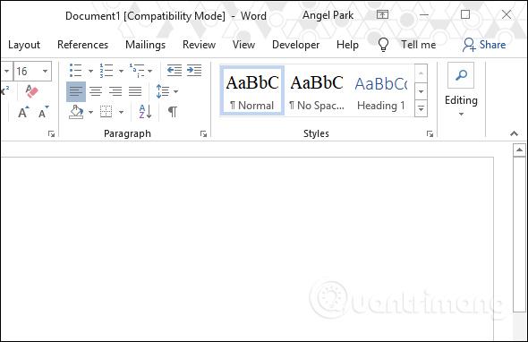 Cách thay đổi giao diện Microsoft Office - Ảnh minh hoạ 5