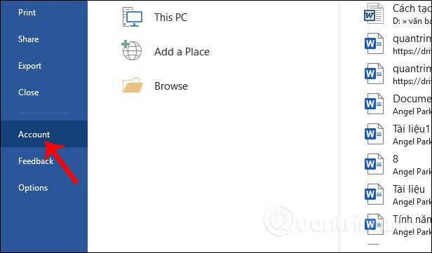 Cách thay đổi giao diện Microsoft Office - Ảnh minh hoạ 6