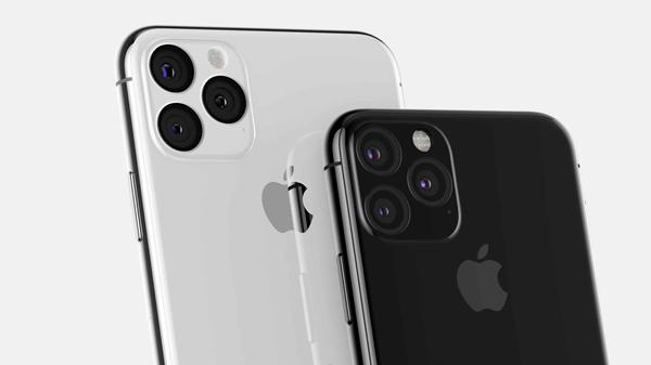 Concept về iPhone 11 Slide 4
