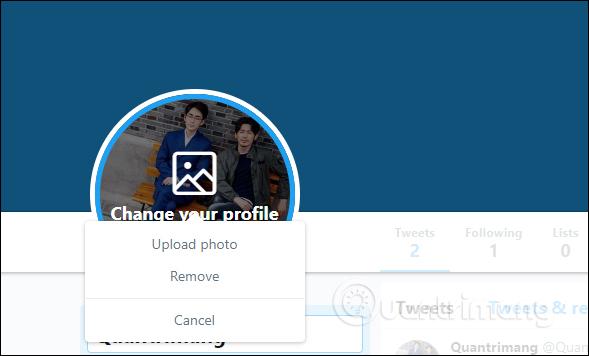 Avatar Twitter