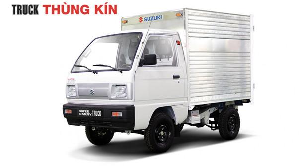 Xe tải Suzuki Carry Truck 9