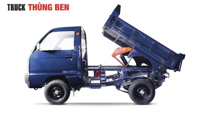 Xe tải Suzuki Carry Truck 8