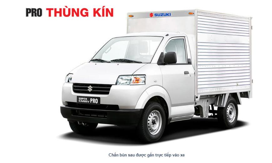 Xe tải Suzuki Carry Pro 6