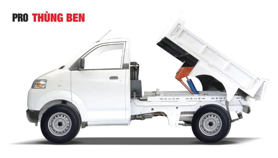 Xe tải Suzuki Carry Pro 8
