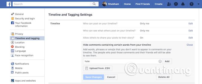 Cách lọc các bình luận độc hại trên mạng xã hội - Ảnh minh hoạ 3