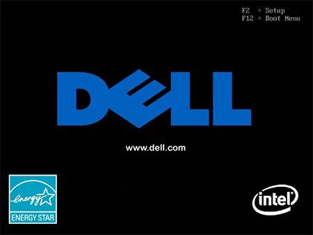 Truy cập menu UEFI trên máy tính Dell