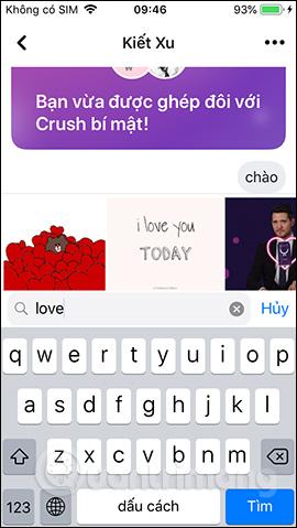 Nhắn tin với Crush