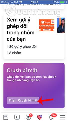 Crush bí mật
