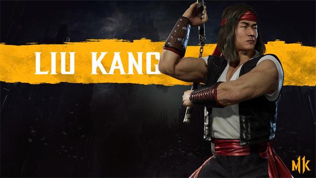 Liu Kang MK 11