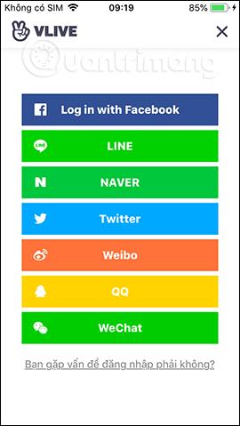 Hướng dẫn tạo tài khoản V LINE - Ảnh minh hoạ 5