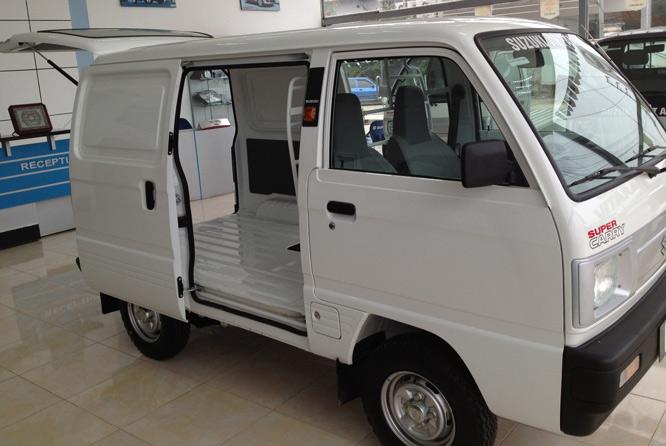 Xe tải Suzuki Carry Van 10