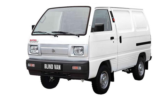 Xe tải Suzuki Carry Van 2