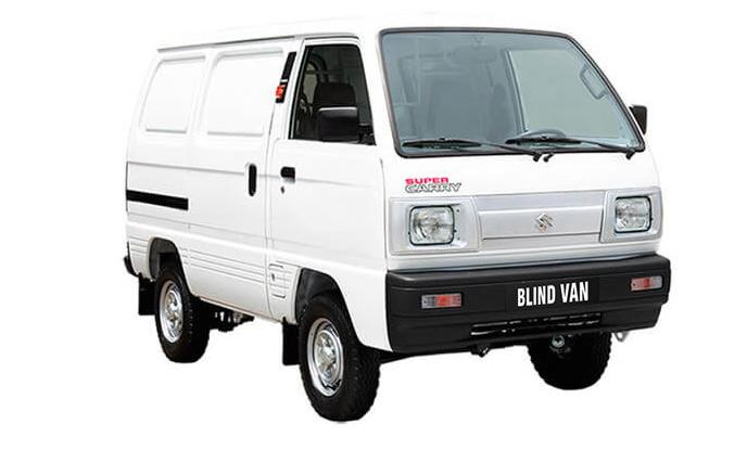 Xe tải Suzuki Carry Van 6