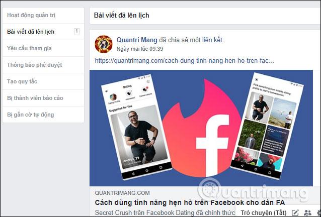 Cách hẹn giờ đăng bài trên Facebook Group - Ảnh minh hoạ 15