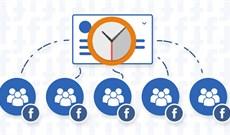 Cách hẹn giờ đăng bài trên Facebook Group