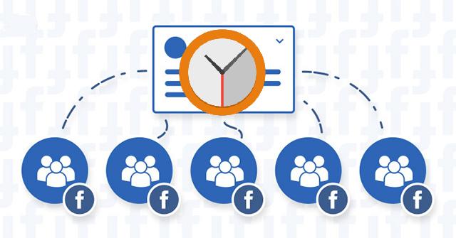 Cách hẹn giờ đăng bài trên Facebook...