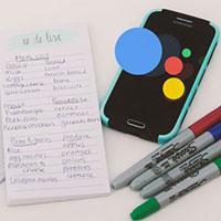 Cách tạo danh sách mua sắm bằng Google Assistant